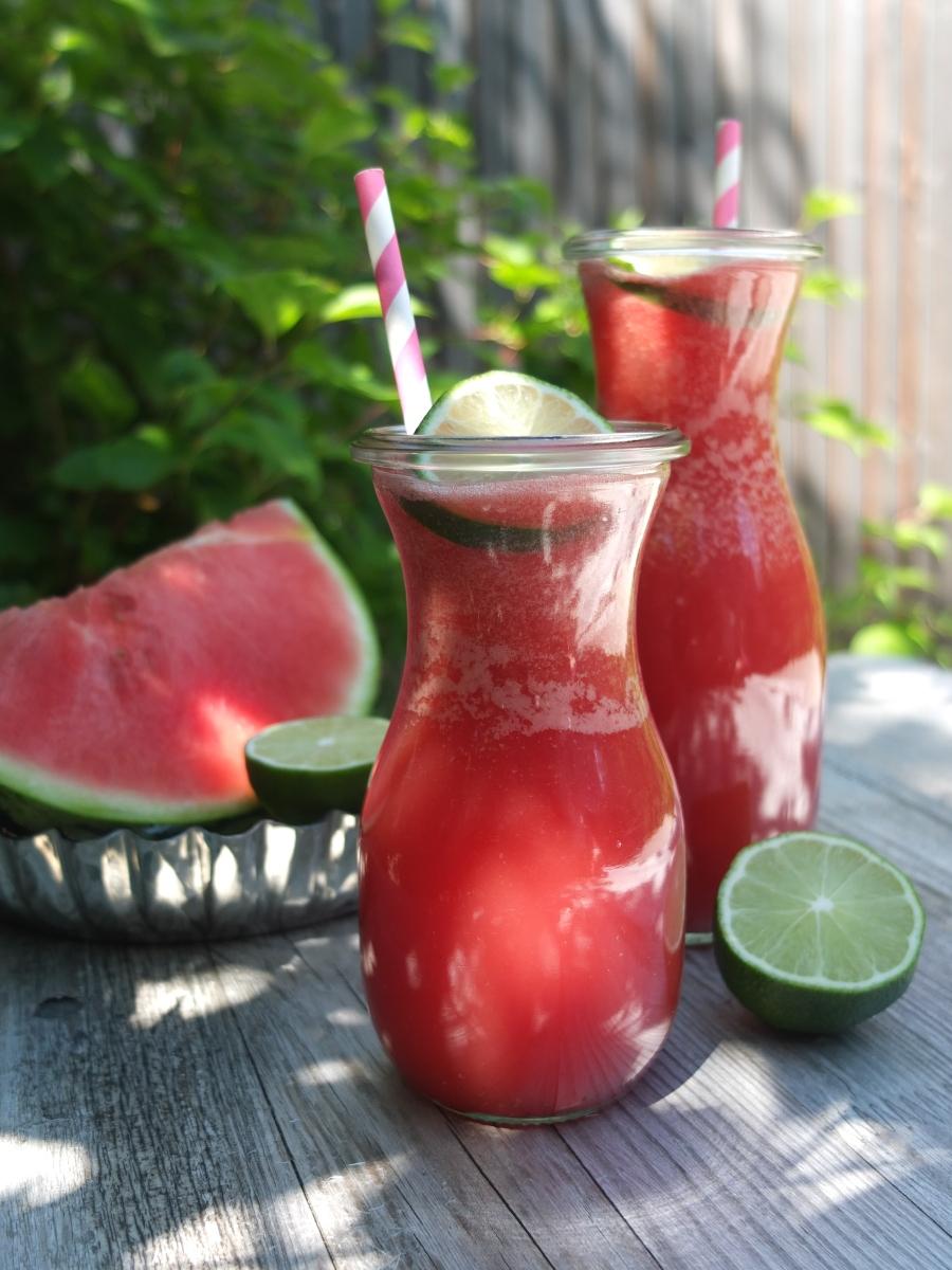 Agua Fresca - ein erfrischender Sommerdrink